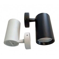 Vegglamper LEDlife hvit spotter 30W - Flicker free, RA90, vegg / tak montert