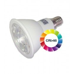 E14 LED LEDlife LUX5 LED spotpære - 5W, 230V, E14