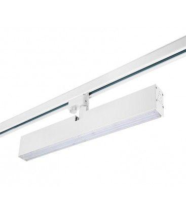 LEDlife hvit lampe 40W - 3-faset skinner