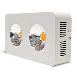 Vekstlys Vekstlampe LED 100W - Høy kvalitet grow lamp, inkl. oppheng, ekte 100W