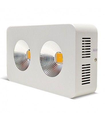 Vekstlampe LED 100W - Høy kvalitet grow lamp, inkl. oppheng, ekte 100W