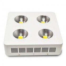 200W vekstlampe LED - Høy kvalitet grow lamp, inkl. oppheng, ekte 200W