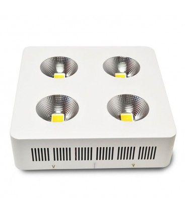 Vekstlampe LED 200W - Høy kvalitet grow lamp, inkl. oppheng, ekte 200W