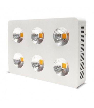 300W vekstlampe LED - Høy kvalitet grow lamp, inkl. oppheng, ekte 300W