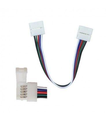 RGB+WW LED strip skjøt - 12V / 24V
