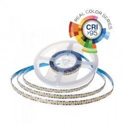 24V V-Tac 18W/m LED strip RA 95 - Samsung LED chips, 10m, 24V, IP20, 240 LED per meter