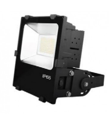 LEDlife MARINE 100W LED lyskaster - Til maritimt bruk, coated aluminium + 316 rustfrit stål, IP65