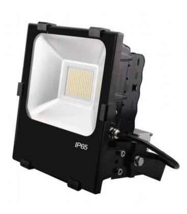 LEDlife MARINE 50W LED lyskaster - Til maritimt bruk, coated aluminium + 316 rustfrit stål, IP65