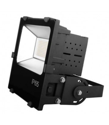 LEDlife MARINE 150W LED lyskaster - Til maritimt bruk, coated aluminium + 316 rustfrit stål, IP65