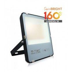 Tilbud V-Tac 200W LED lyskaster - 160LM/W, arbeidslampe, utendørs
