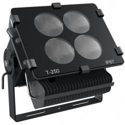 Lyskastere LEDlife MARINE 300W LED lyskaster - Til maritimt bruk, coated aluminium + 316 rustfrit stål, IP67