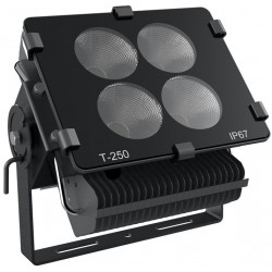 Industri LEDlife MARINE 300W LED lyskaster - Til maritimt bruk, coated aluminium + 316 rustfrit stål, IP67