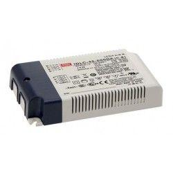 Store paneler 45W DALI dimbar driver til LED panel - Meanwell 45W DALI, passer våre 45W LED paneler