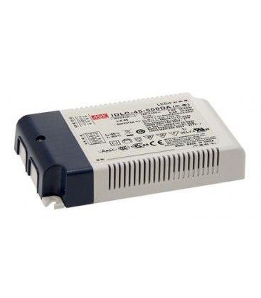 45W DALI dimbar driver til LED panel - Meanwell 45W DALI, passer våre 45W LED paneler