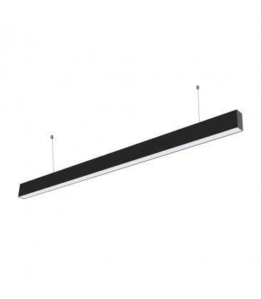 V-Tac 40W LED hengende takarmatur - 120cm, 230V, inkl. lyskilde, UGR 19, justerbar kulør