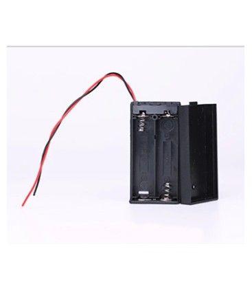 Batteriholder 2 x AA - 3V