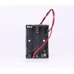 Diverse Batteriholder 3 x AA - 4.5V