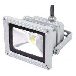 Flomlys Dimbar 10W LED lyskaster - Varm hvit, arbeidslampe, utendørs
