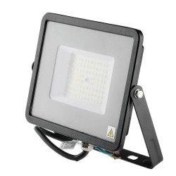 Tilbud V-Tac 50W LED lyskaster - Samsung LED chip, 120LM/W, arbeidslampe, utendørs