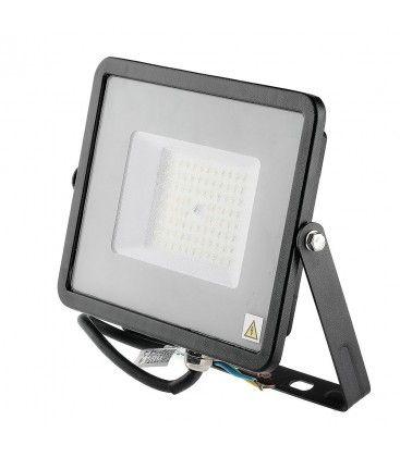 V-Tac 50W LED lyskaster - Samsung LED chip, 120LM/W, arbeidslampe, utendørs