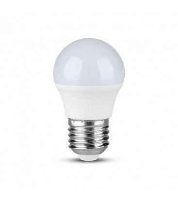 V-Tac 4W LED pære - G45, kompakt, E27