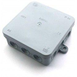 Transformator Koblingsboks - 10 x 10 x 3,7 cm, IP54 sprutsikker