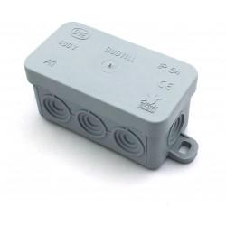 Transformator Koblingsboks - 8,5 x 4,5 x 4 cm, IP54 sprutsikker