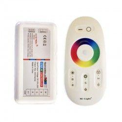 24V RGB+WW RGB+WW controller med fjernkontroll - Passer bare til RGB+WW strip, RF trådløs, 12V (288W), 24V (576W)