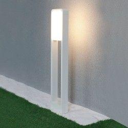 Hagelamper V-Tac 10W LED hage lampe - Hvit, 80 cm, IP65, 230V