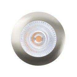 Møbel og skap LEDlife Unni68 møbelspot - Høyde: Ø5,6 cm, Mål: Ø6,8 cm, RA95, børstet stål, 12V