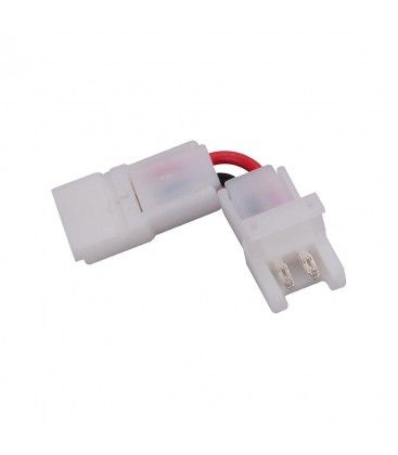 Fleksibel skjøt til LED strips - Til 3528 strips (8mm bred), 12V / 24V