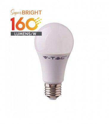 V-Tac 6,5W LED pære - A60, E27