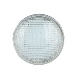 V-Tac vanntett blå LED pool pære - 8W, glass, IP68, 12V, PAR56