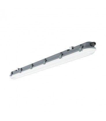 V-Tac vanntett 48W komplett LED armatur - 150 cm, IP65, 230V