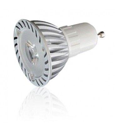 LEDlife UNO LED spot - 1W, 230V, GU10