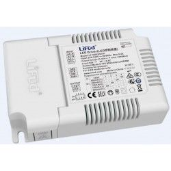 Store paneler Lifud 32W dimbar LED driver - Dimming via 0-10V eller PWM, 600 - 800 mA, 25 - 40V