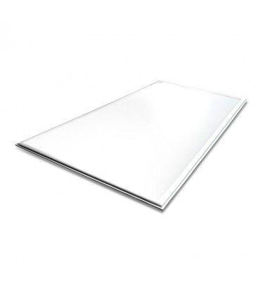 V-Tac LED Panel 120x60 - 45W, 5400lm, 120lm/w, hvit kant
