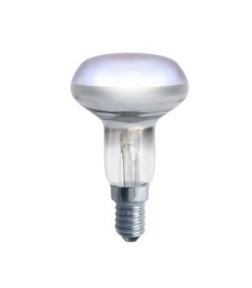 E14 60W lyskaster glødetrådspære - Classic, 450lm, dimbar, R50