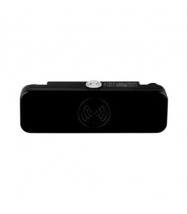 V-Tac bevegelsessensor - LED vennlig, svart, mikrobølge sensor, max 200W LED, IP65 utendørs