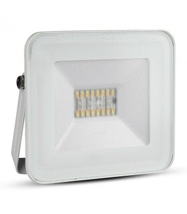 V-Tac 20W LED lyskaster RGB+CCT - Bluetooth, IP65 utendørs