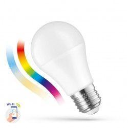 E27 vanlig LED 13W Smart Home LED pære - Verker med Google Home, Alexa og smartphones, E27, A60