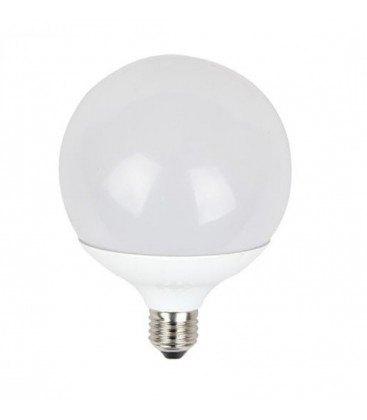 Restsalg: V-Tac 18W LED globepære - Ø12 cm, E27