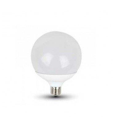 Restsalg: V-Tac 13W LED globepære - Ø12 cm, E27