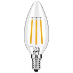 B22 LED 2W LED Sterinlys pære - C35, E14, 230V