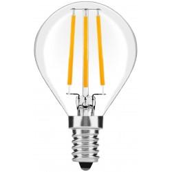 2W LED pære - G45, E14, 230V