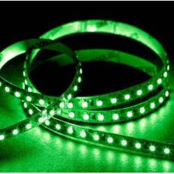 Spesifik bølglængde LED Grønn 525 nm 4,8W/m LED stripe - 5m, IP20, 60 LED per meter