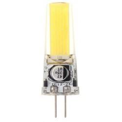 G4 LED LEDlife KAPPA3 - 3W, kald hvit, dimbar, 12V/24V, G4