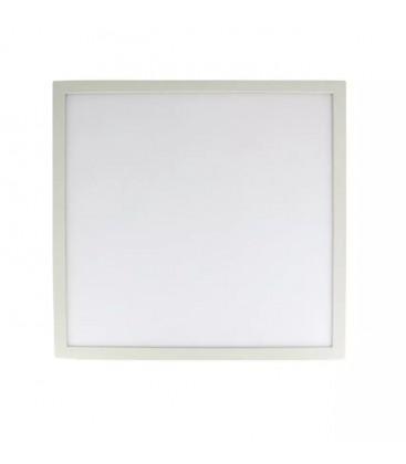 V-Tac LED Panel 60x60 - 40W, flicker free, hvit kant