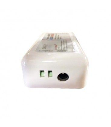 RGB+WW controller uten fjernkontroll - Passer bare til RGB+WW strip, RF trådløs, 12V (288W), 24V (576W)