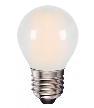 4W LED pære - 3-trinns dimbar, mattert, 230V, E27